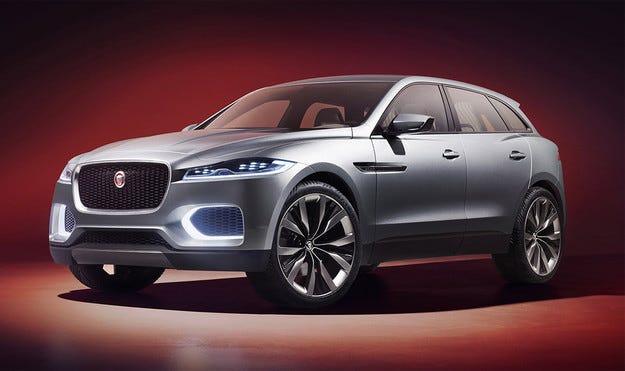 Jaguar може да получи наименованието E-Pace