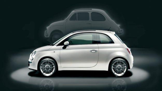 Обявиха датата на премиерата на обновения Fiat 500