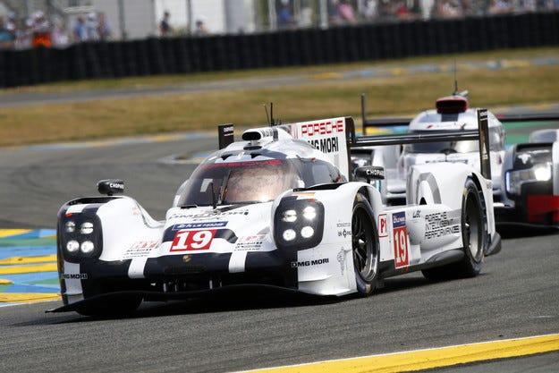 24 на Льо Ман: Porsche детронира Audi