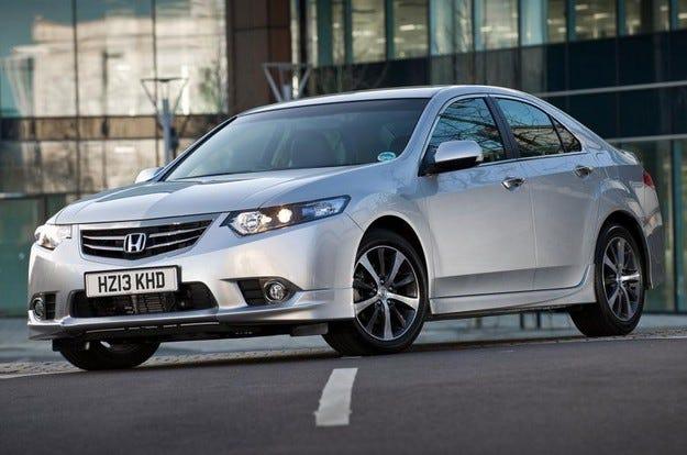 Спряха продажбите на Honda Accord във Великобритания