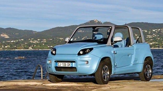 PSA ще произвежда електромобила Bollore във Франция