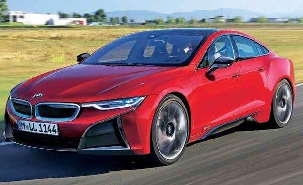 BMW разработва свръхикономичен хибриден модел
