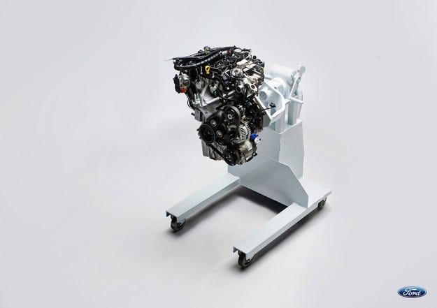 """1,0-литровият EcoBoost на Ford печели 8-и """"Оскар"""""""