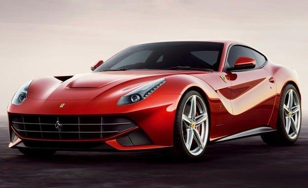 Обновеният Ferrari F12 Berlinetta със 780 конски сили