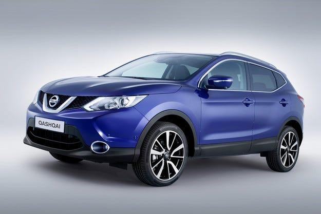 Nissan се отказва от спортна версия на Qashqai