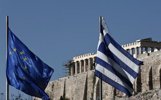 Спад от 22% на продажбите на автомобили в Гърция