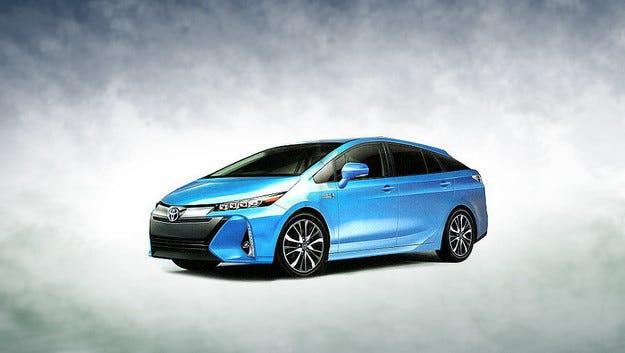 Разсекретиха новото поколение Toyota Prius