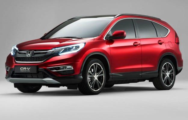 Новият Honda CR-V ще получи седемместен интериор