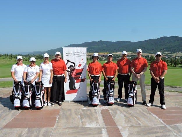 Порше БГ - официален партньор на Българската голф асоциация