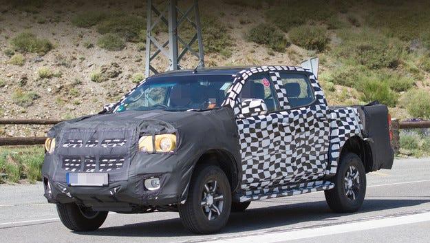 Готвят за световния пазар пикапа Chevrolet Colorado
