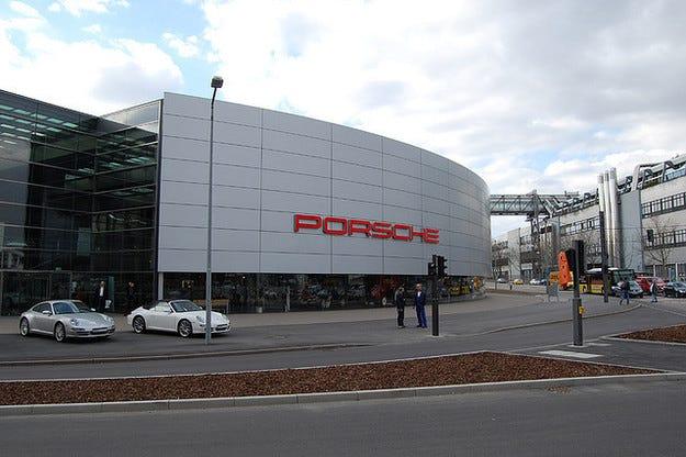 Porsche инвестира 1,100 млрд. евро за обновяване