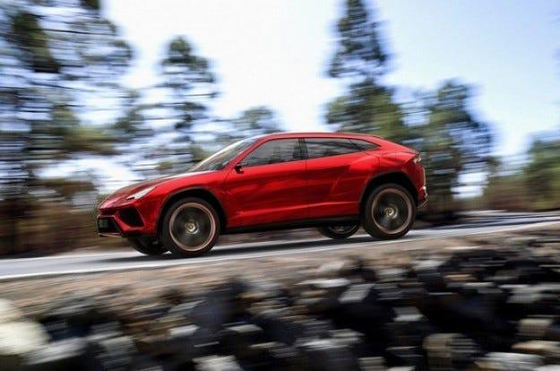"""Кросоувърът Lamborghini Urus ще получи и """"гореща"""" версия"""