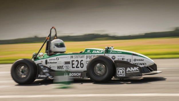 Нов световен рекорд по ускоряване от нула до 100 км/ч