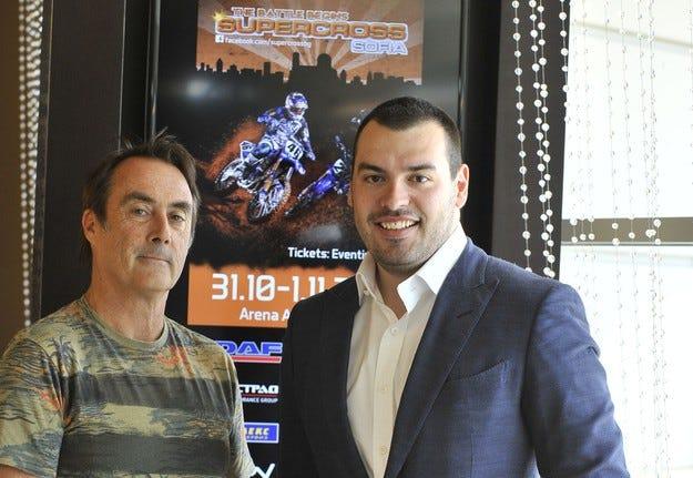 Supercross Sofia и КАТ обединяват усилия в нова кампания