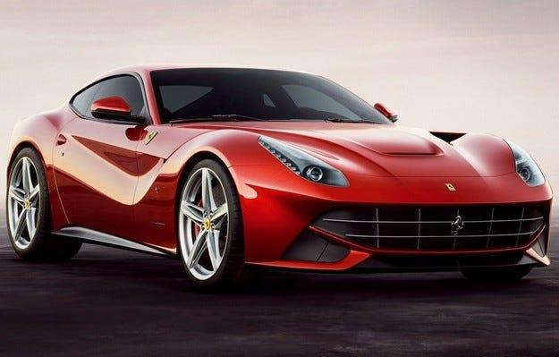Ferrari ще добави още конски сили на модела F12