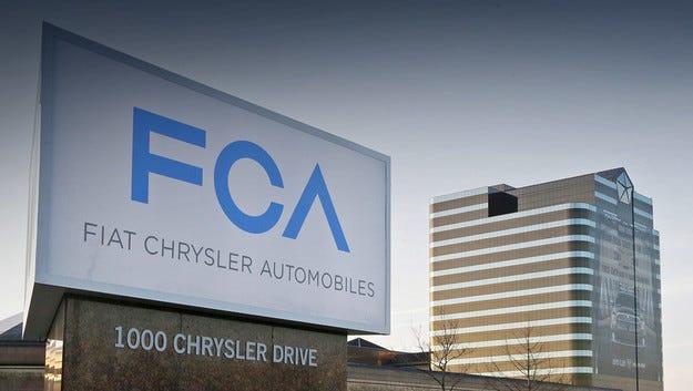 Ще наложат солена глоба на концерна Fiat Chrysler
