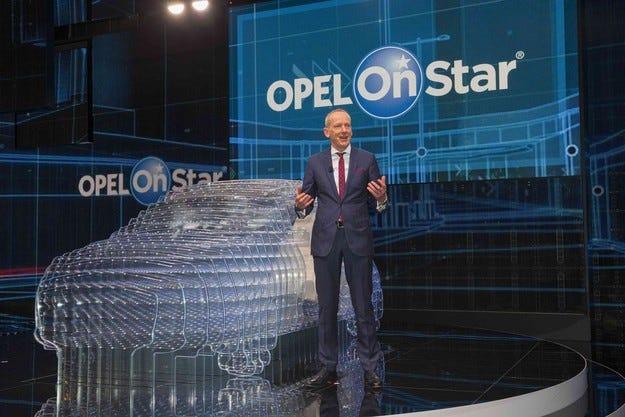 OnStar отбелязва над 1 милиард заявки от клиенти