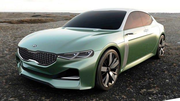 Kia ще пусне първия си спортен автомобил през 2020 г.