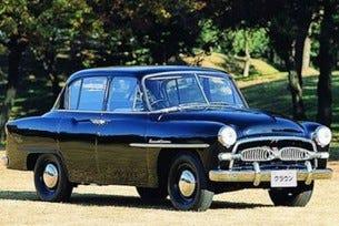 50-годишнина за Toyota в Америка