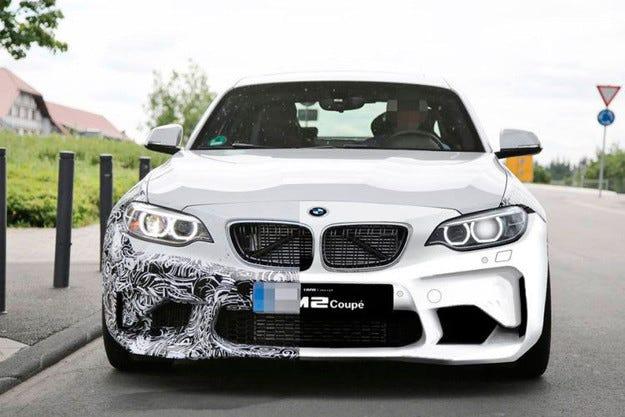 BMW ще представи купето M2 през октомври 2015