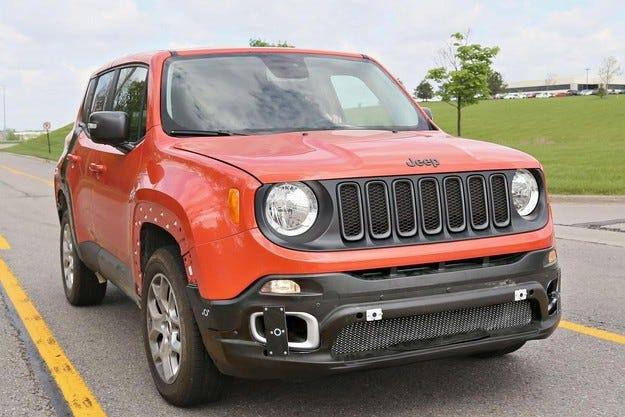 Jeep ще представи наследник на Patriot на салона в Женева