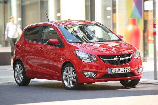 Opel Karl също ще получи модификация Ecoflex