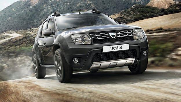 Кросоувърът Dacia Duster получава нов бензинов двигател