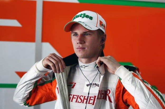 Хюлкенберг отново избра Force India