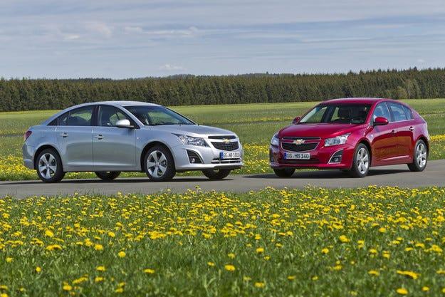 Opel и Chevrolet може да напуснат Русия предсрочно