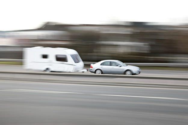 Bridgestone съветва притежателите на каравани