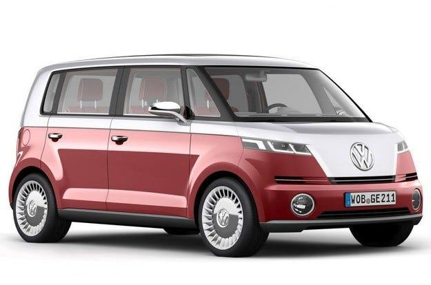 Потвърдиха възраждането на микробуса VW кемпер