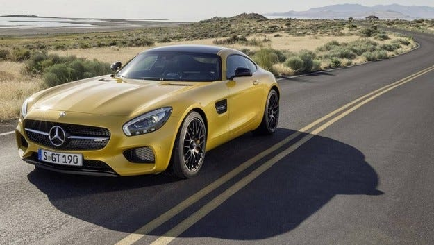 Mercedes-Benz и AMG разработват хибриден супер автомобил