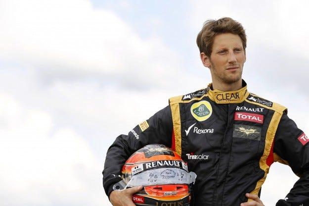 Грожан напуска Lotus, а Бътън - Формула 1