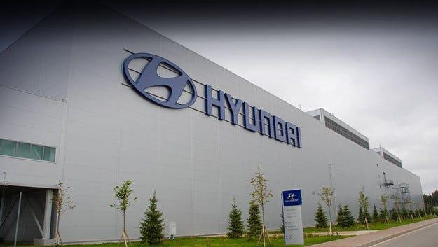 75% от служителите в Hyundai в Южна Корея стачкуват