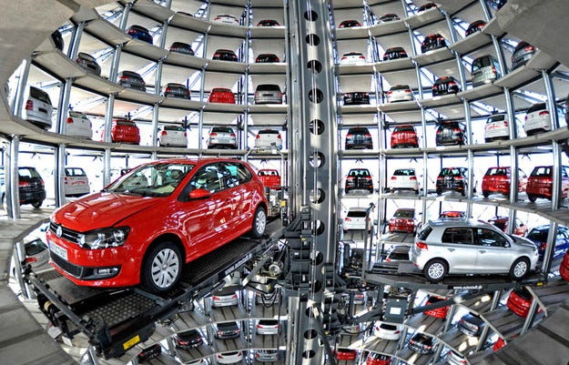 VW ще отзове дизеловите автомобили, засегнати от скандала