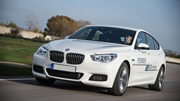 Електрическият седан BMW i5 идва едва през 2020