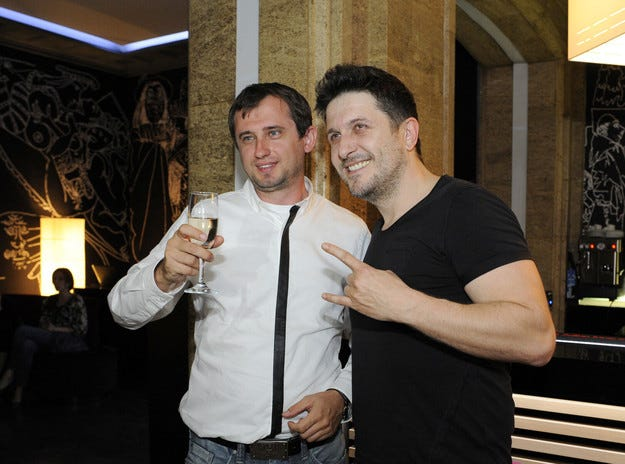 Асен Блатечки става посланик на Supercross Sofia 2015