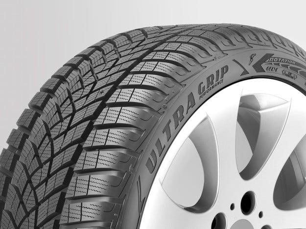 Представиха новата гума Goodyear Ultra-Grip Performance