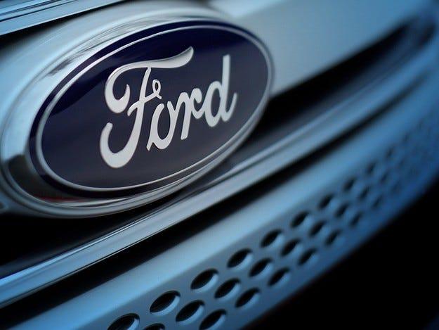 Ford е марка №1 за лекотоварни автомобили в Европа
