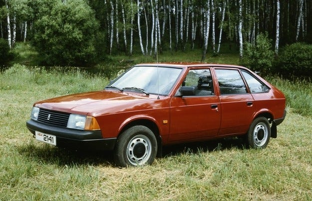 Компанията Renault планира да възроди марката Москвич
