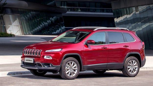 Стартира производство на Jeep Cherokee в Китай