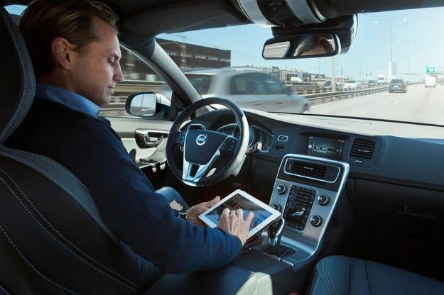 Шведската компания Volvo разработи автомобил на времето