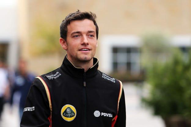 Палмър ще бъде съотборник на Малдонадо в Lotus