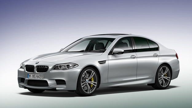 Южноафриканците ще получат седана BMW M5 с 600 к.с.