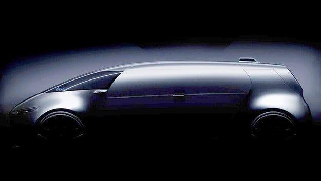 Mercedes ще покаже в Токио концепцията на нов ван