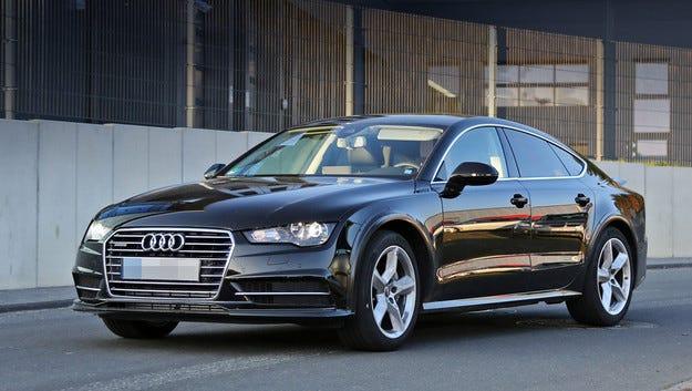 Новият хечбек Audi A7 Sportback по-фин и още по-мощен
