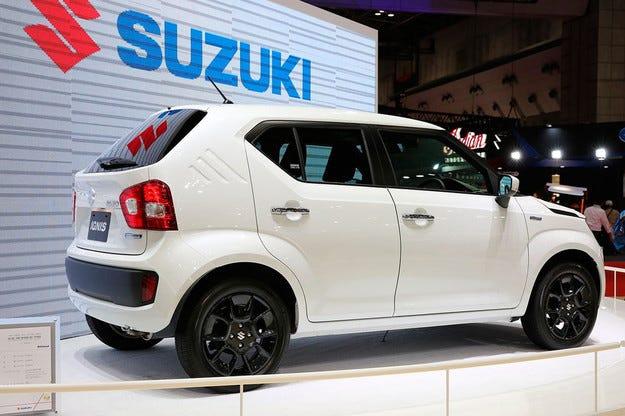 Концептуалният Suzuki iM-4 получи серийна версия