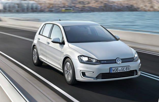 Представят напълно нов Volkswagen Golf през 2016 г.