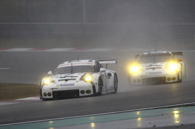 Porsche спира GT програмата си