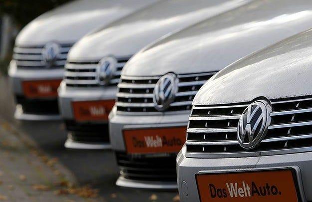 Volkswagen продължава политиката си с отстъпки